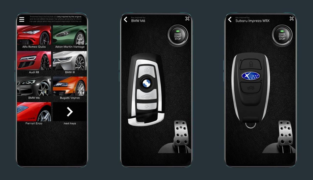 【手机软件】安卓豪车声音模拟软件