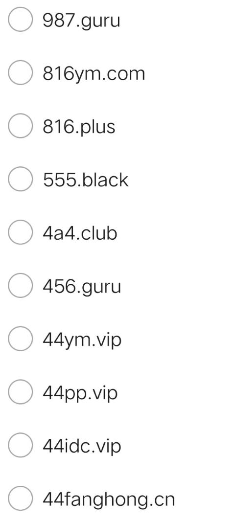 二级域名分发源码_可运行