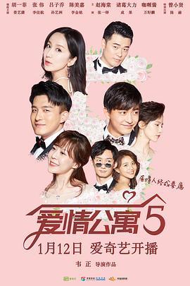 爱情公寓5 1080p高清全集在线观看