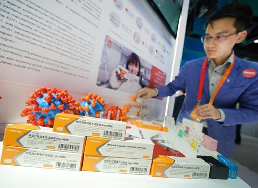 中国新冠疫苗接种首批预计接种5000万人次,2月15日前完成